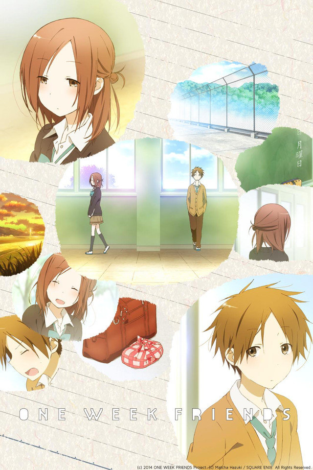 Isshuukan Friends kapak