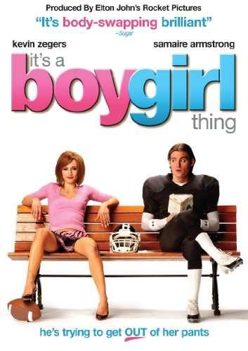 It's a Boy Girl Thing kapak