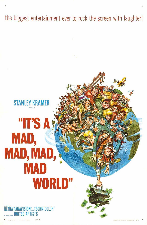 It's a Mad Mad Mad Mad World kapak