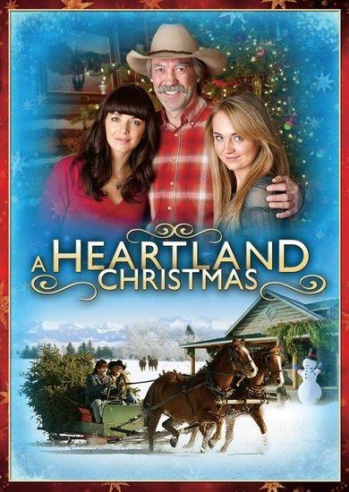 A Heartland Christmas kapak