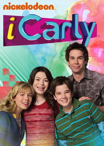 iCarly kapak