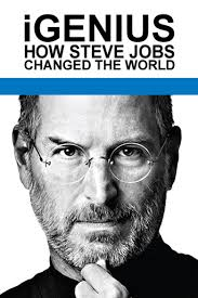 iGenius: How Steve Jobs Changed the World kapak