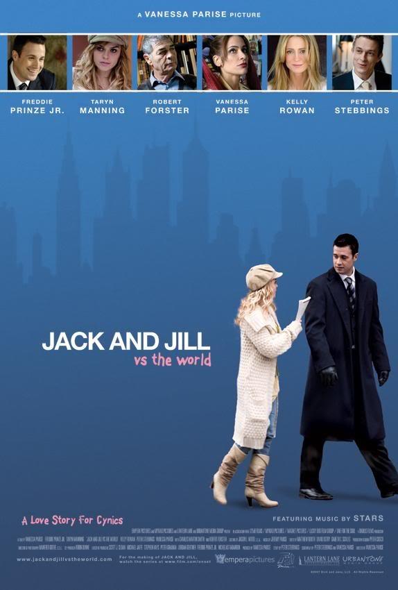Jack and Jill vs. the World kapak