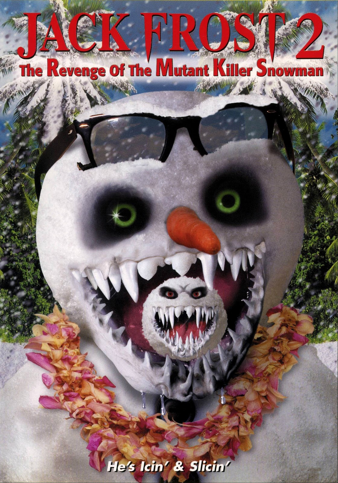 Jack Frost 2: Revenge of the Mutant Killer Snowman kapak