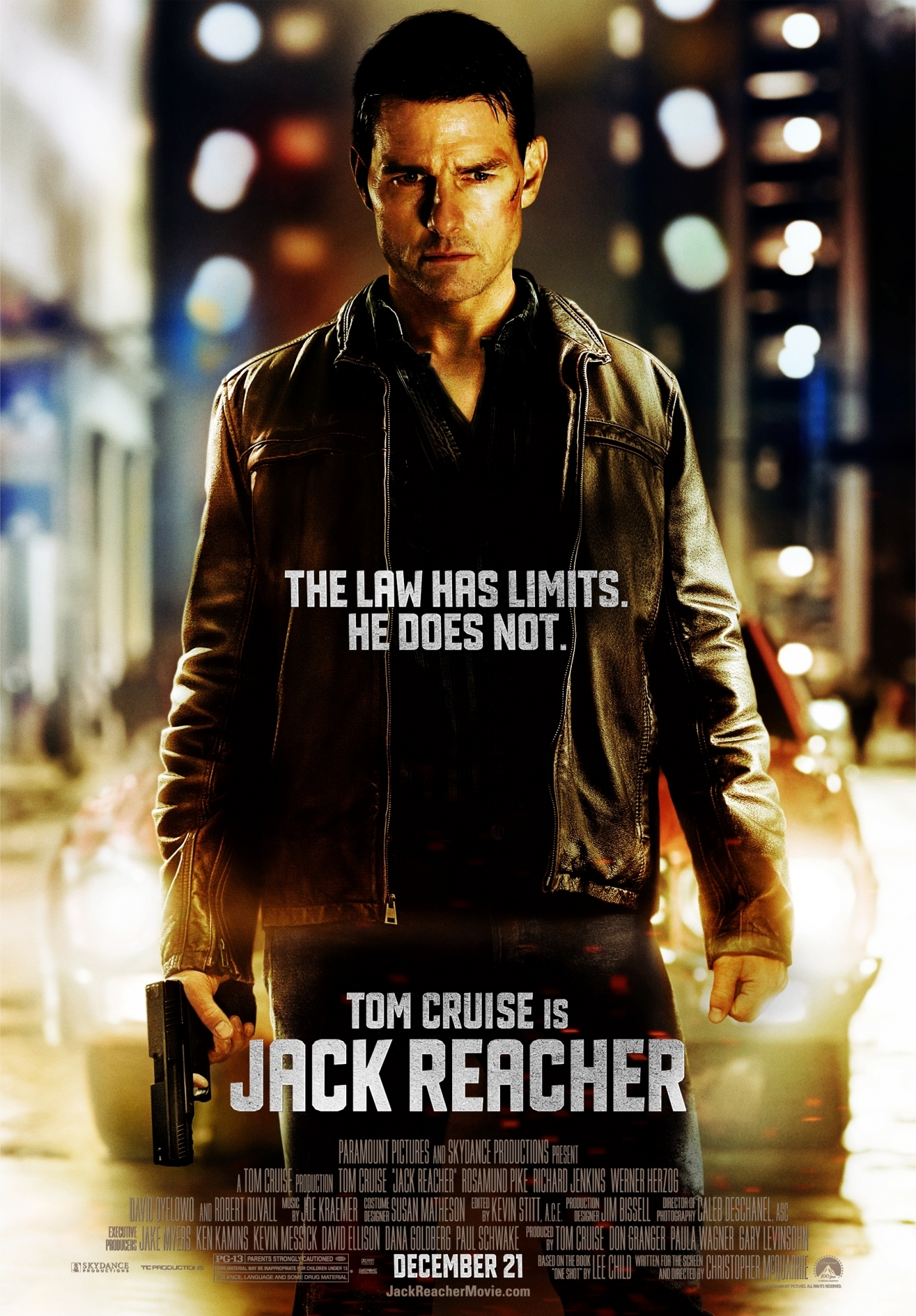 Jack Reacher kapak