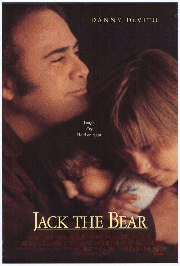 Jack the Bear kapak