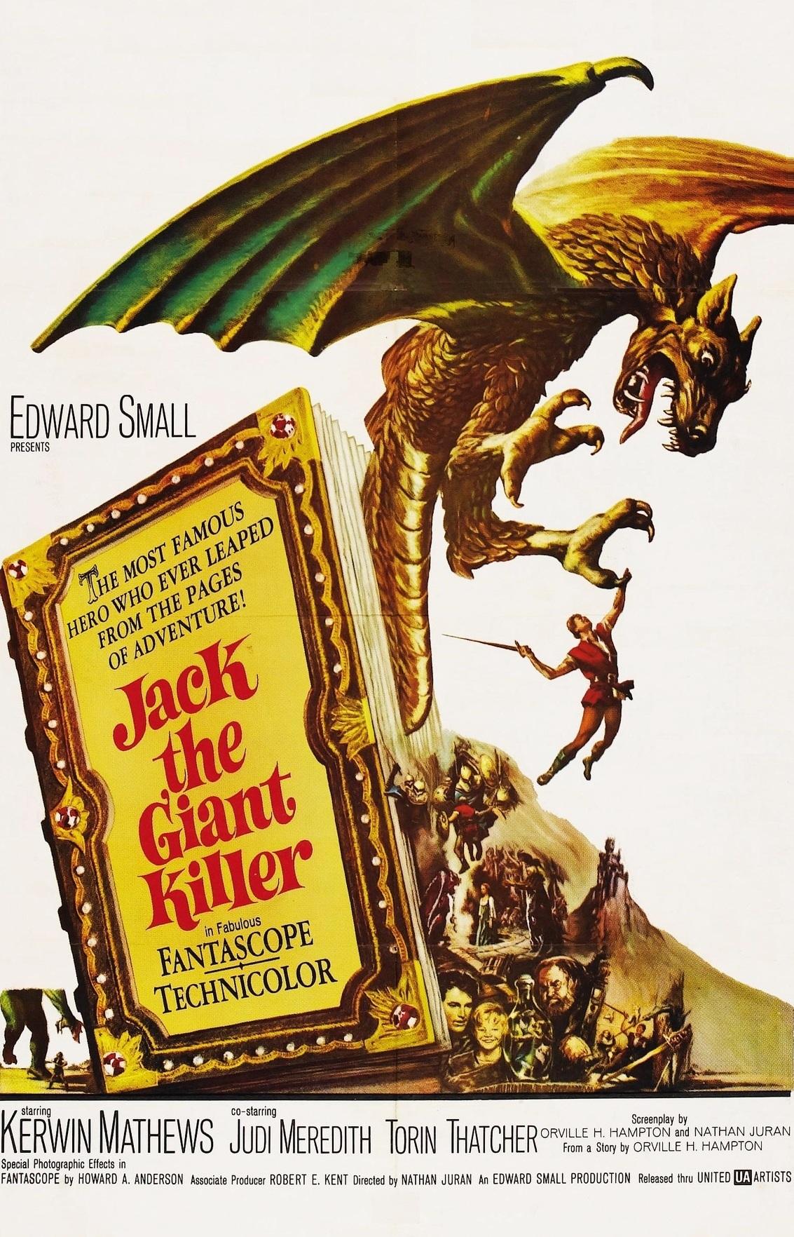 Jack the Giant Killer kapak