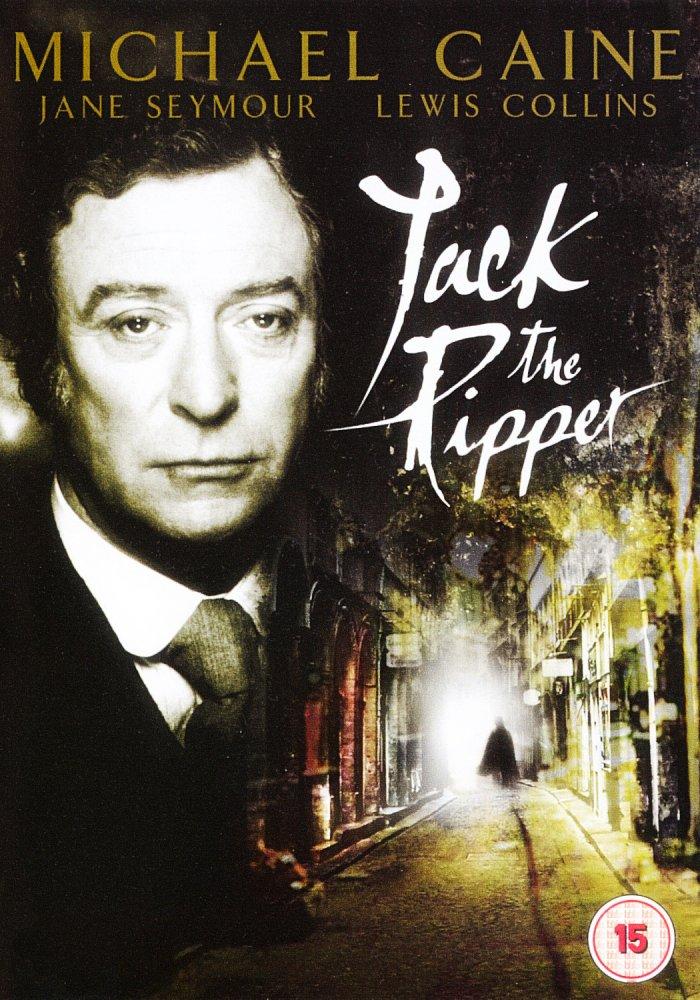 Jack the Ripper kapak