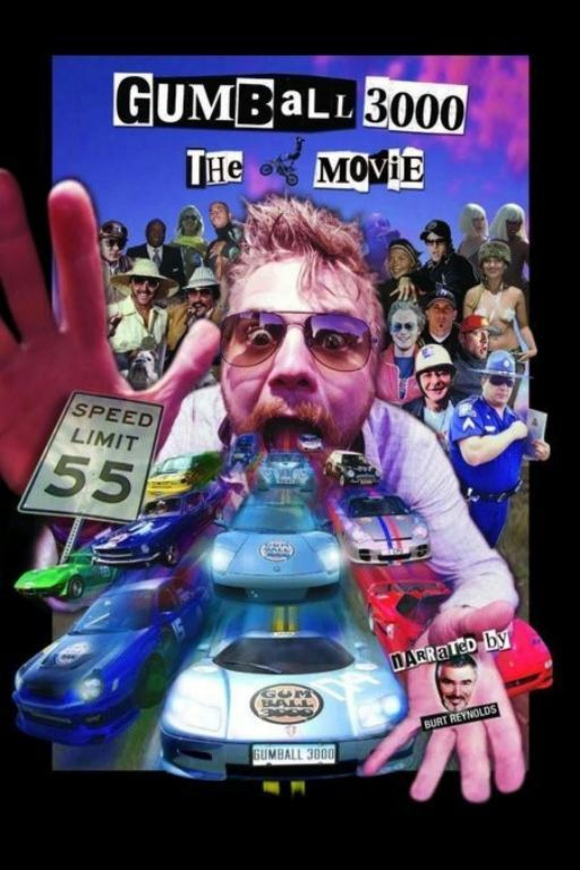 Jackass: Gumball 3000 Rally Special kapak