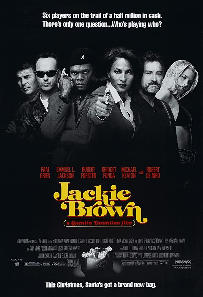 Jackie Brown kapak