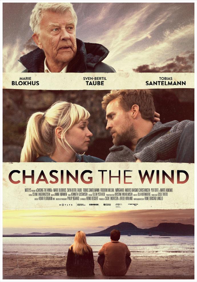 Chasing the Wind kapak