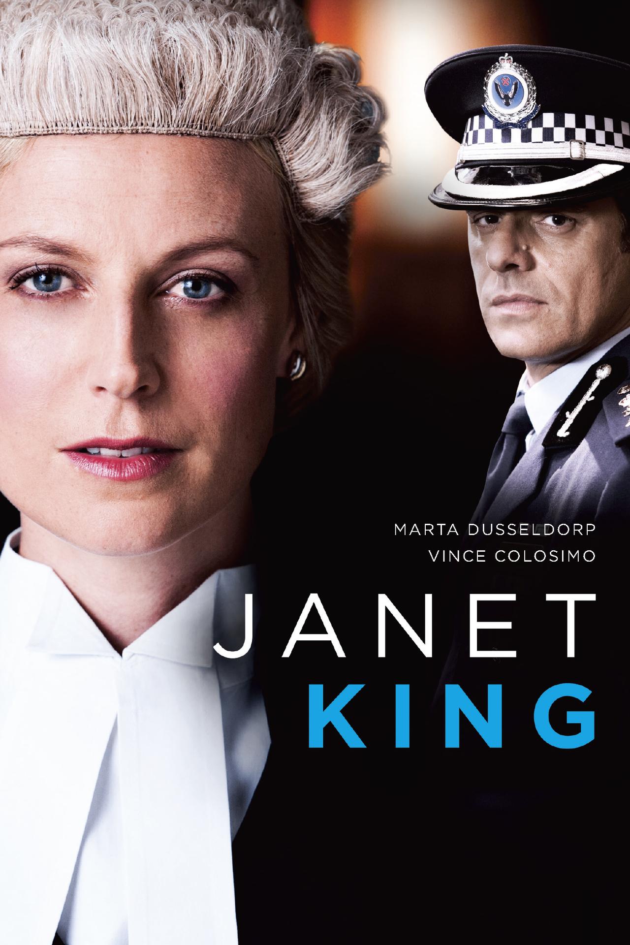 Janet King kapak
