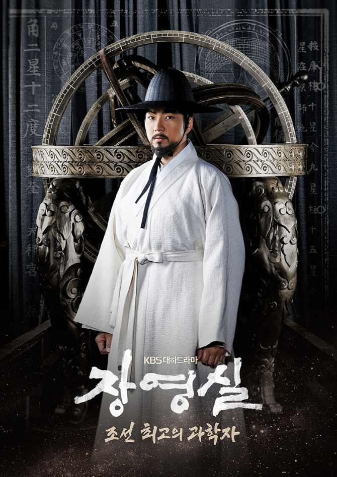 Jang Yeong-Sil kapak