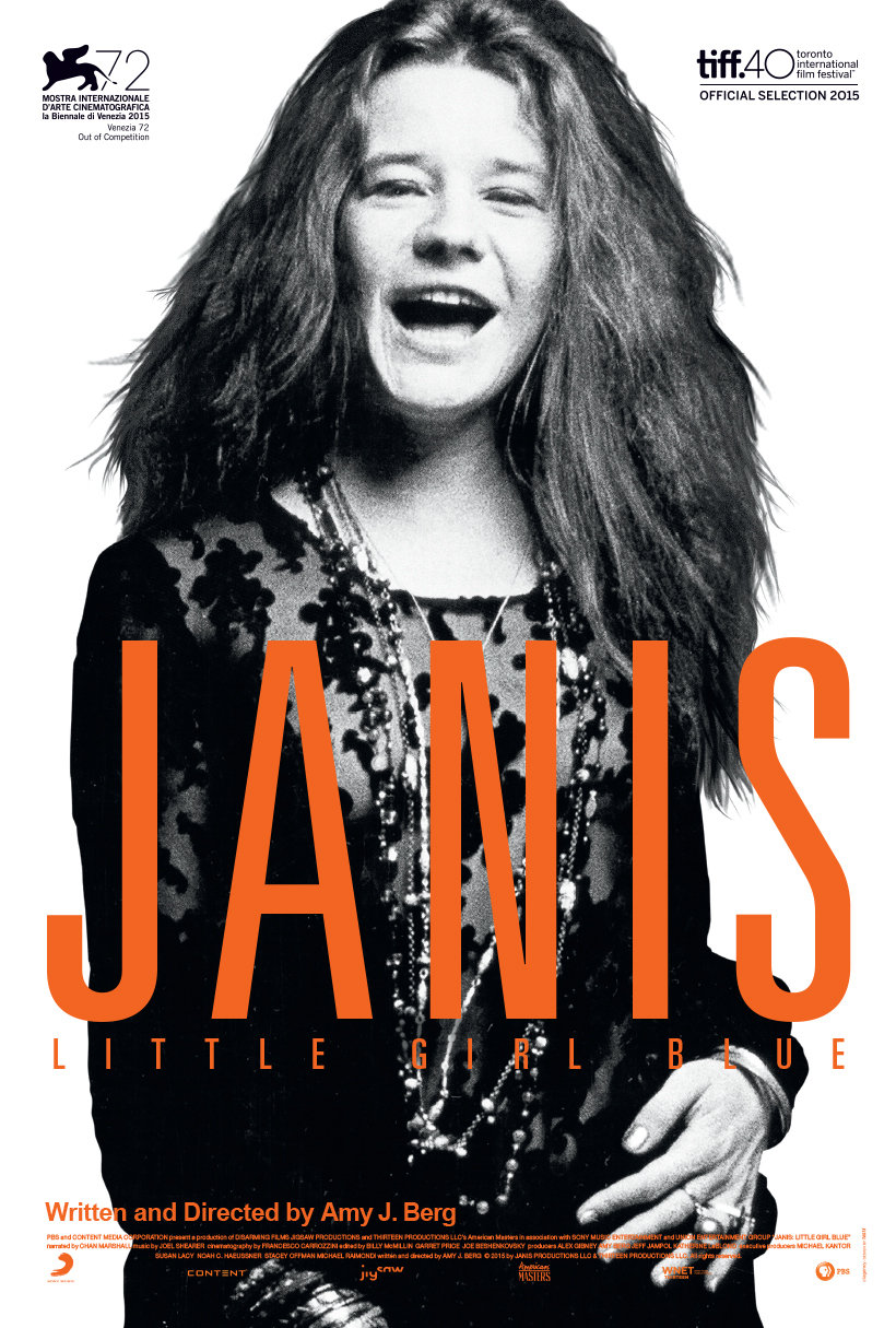 Janis: Little Girl Blue kapak