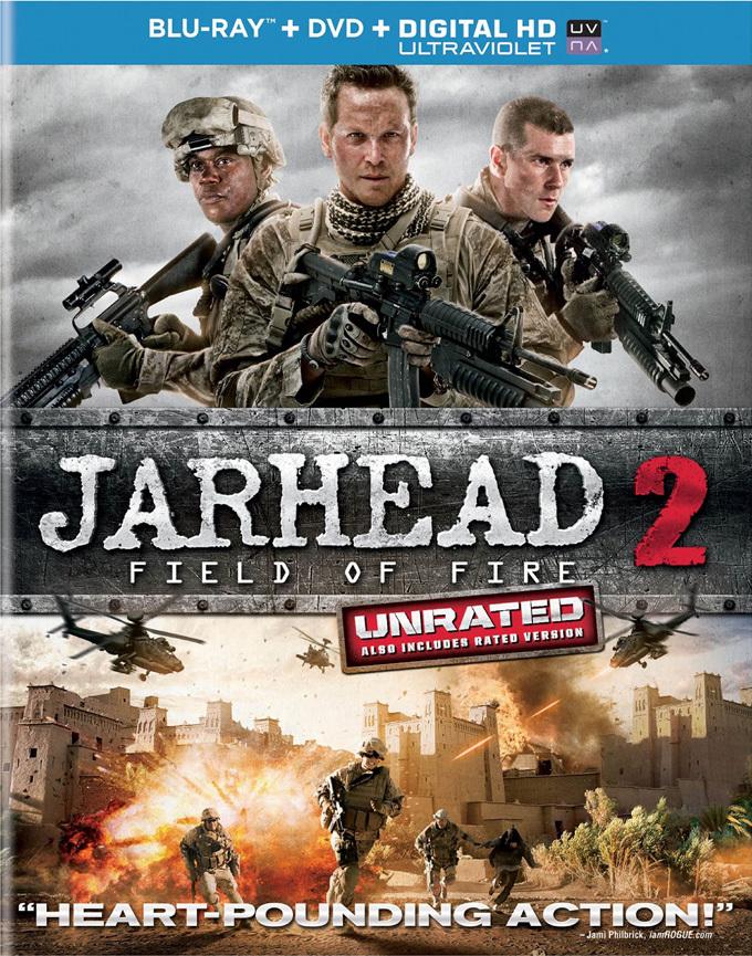 Jarhead 2: Field of Fire kapak