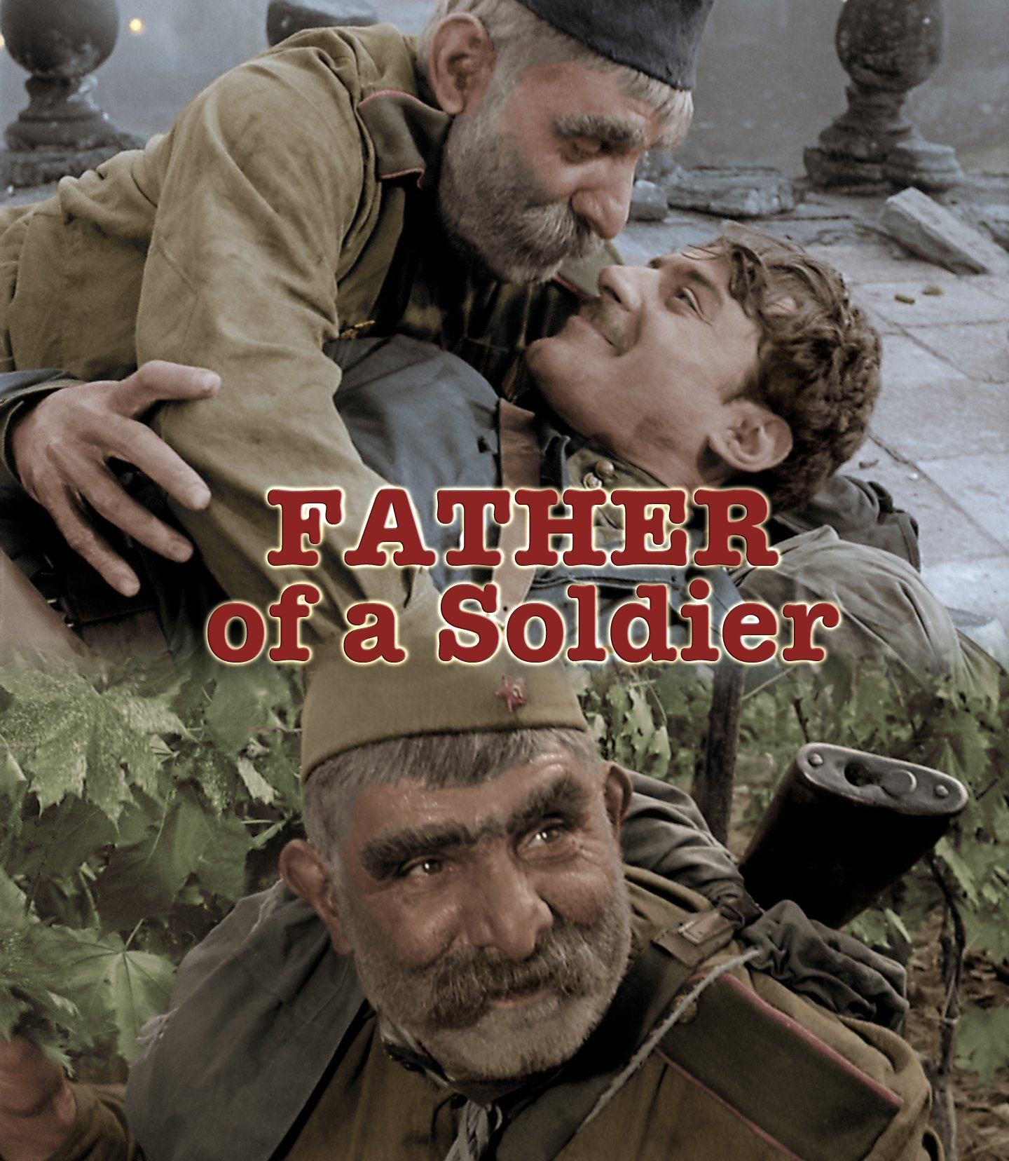 Father of a Soldier kapak
