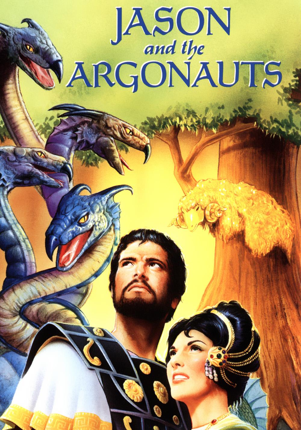 Jason and the Argonauts kapak