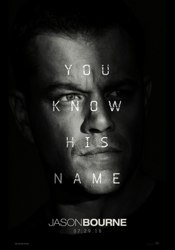 Jason Bourne kapak