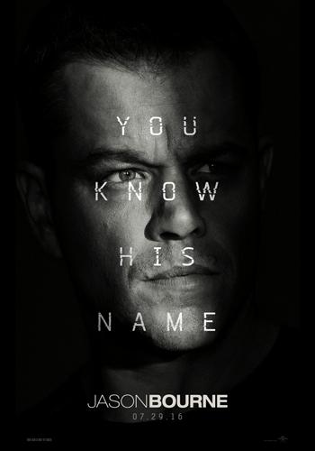 Jason Bourne kapak
