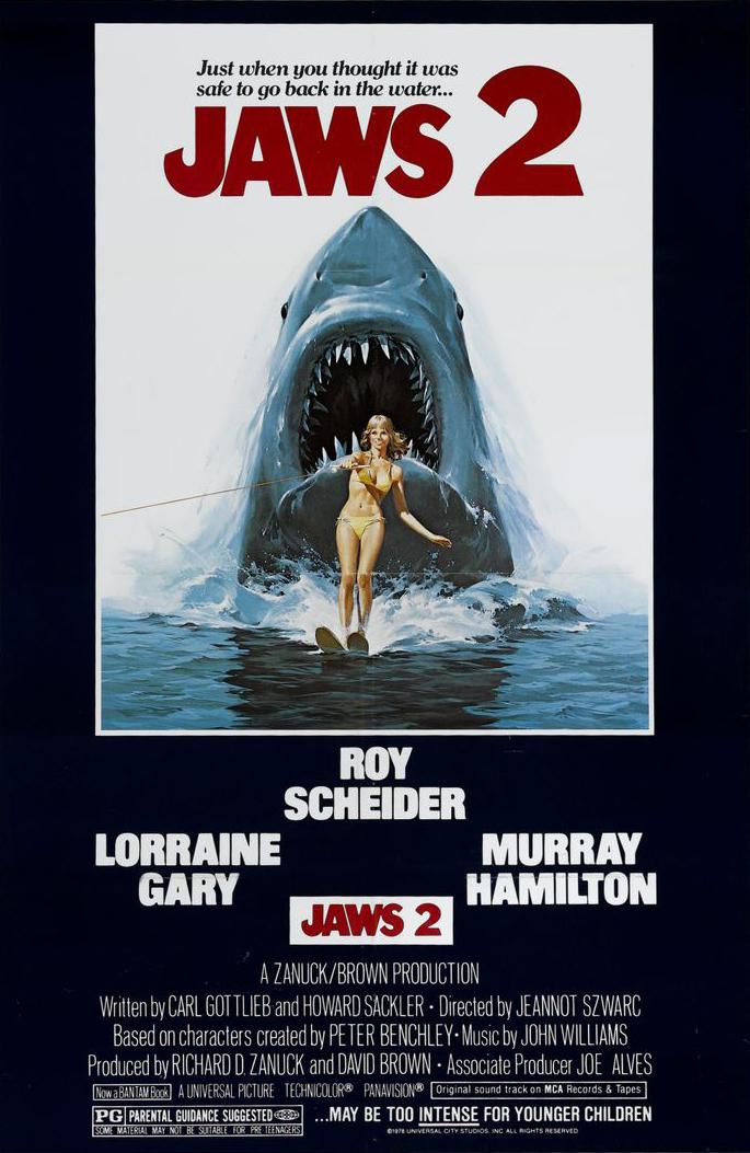 Jaws 2 kapak