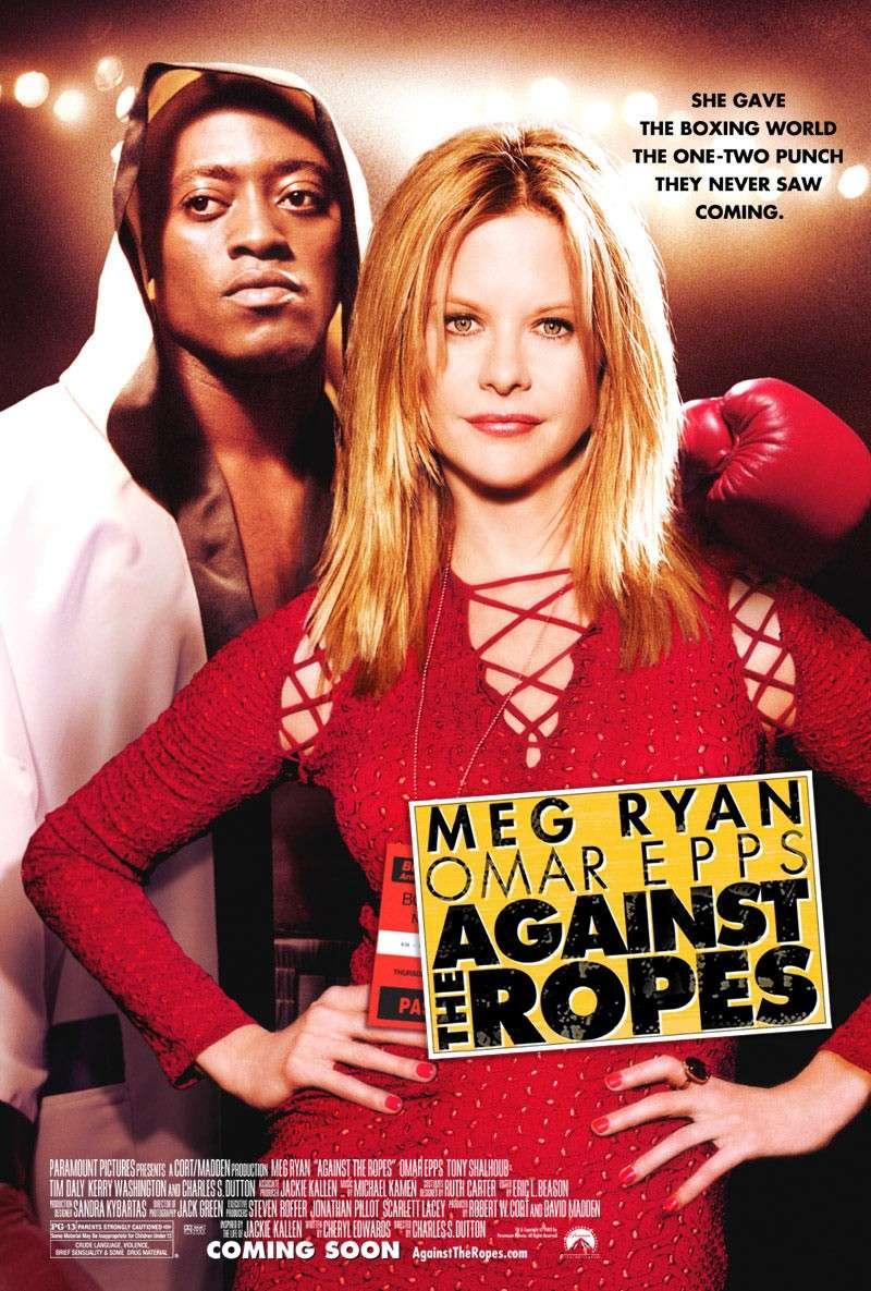 Against the Ropes kapak