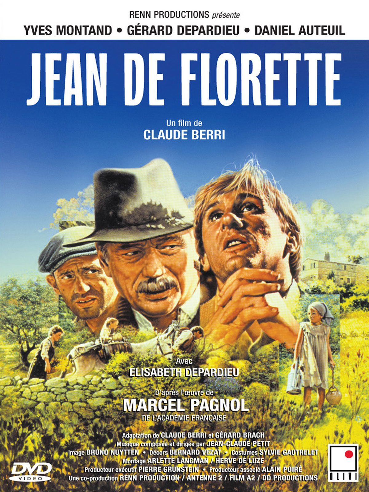 Jean de Florette kapak