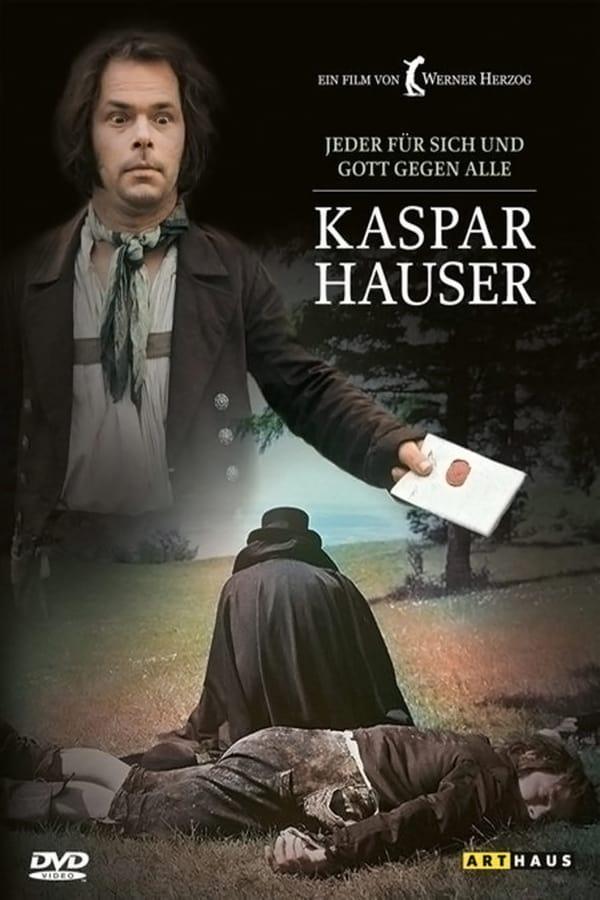 The Enigma of Kaspar Hauser kapak