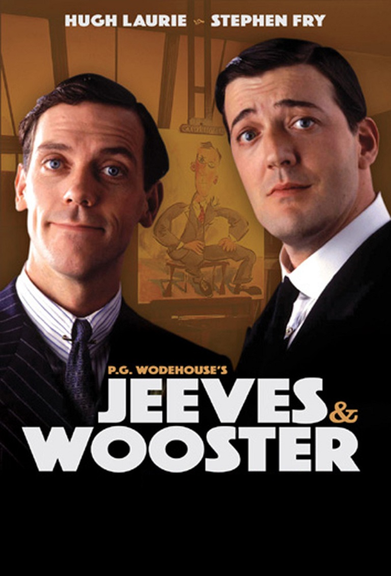Jeeves and Wooster kapak