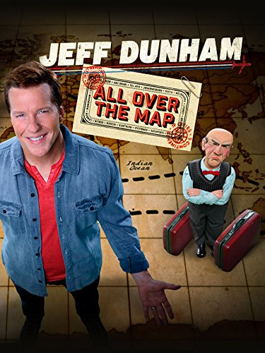 Jeff Dunham: All Over the Map kapak