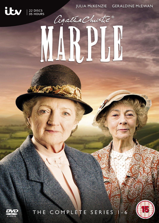 Agatha Christie's Marple kapak