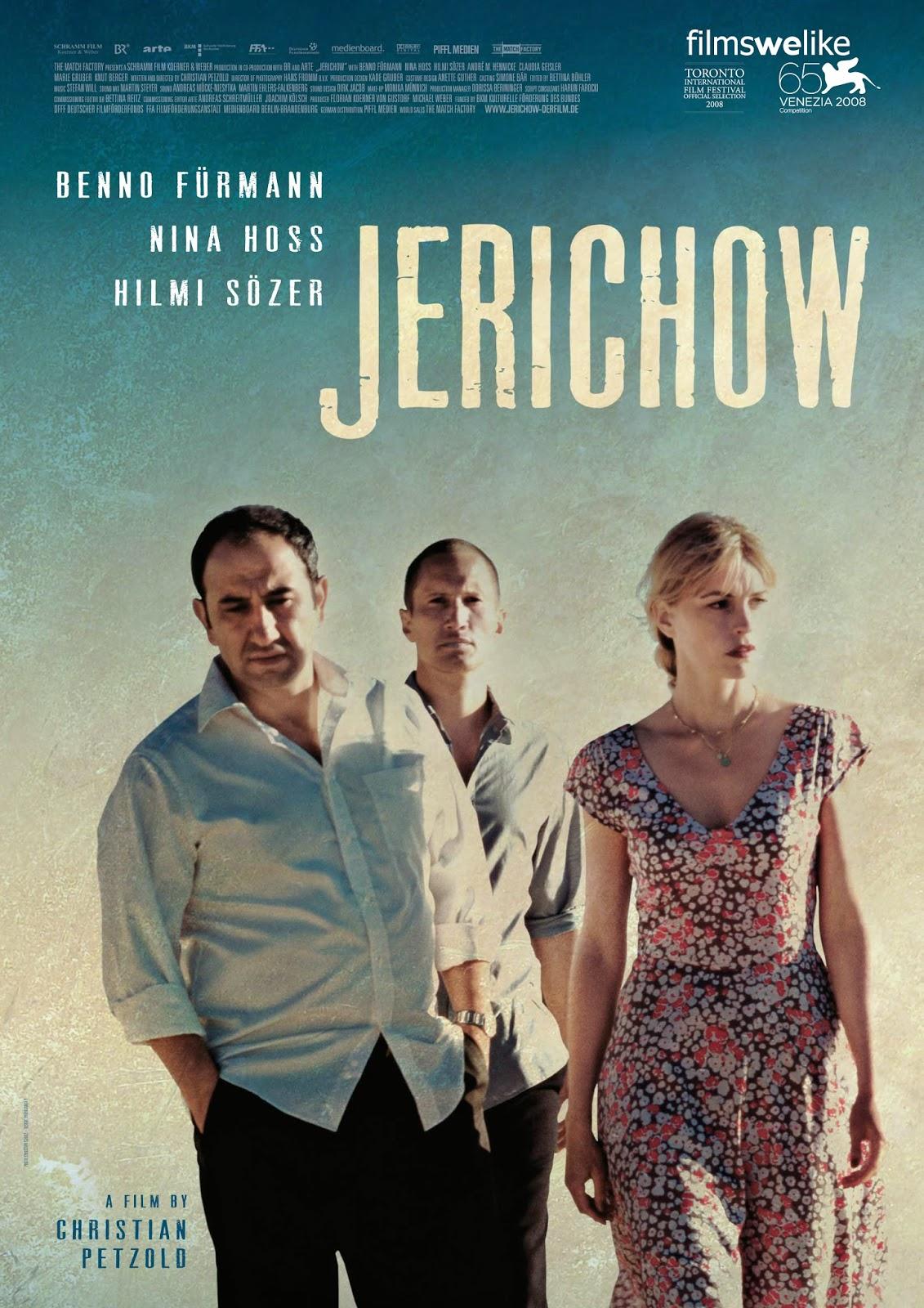 Jerichow kapak