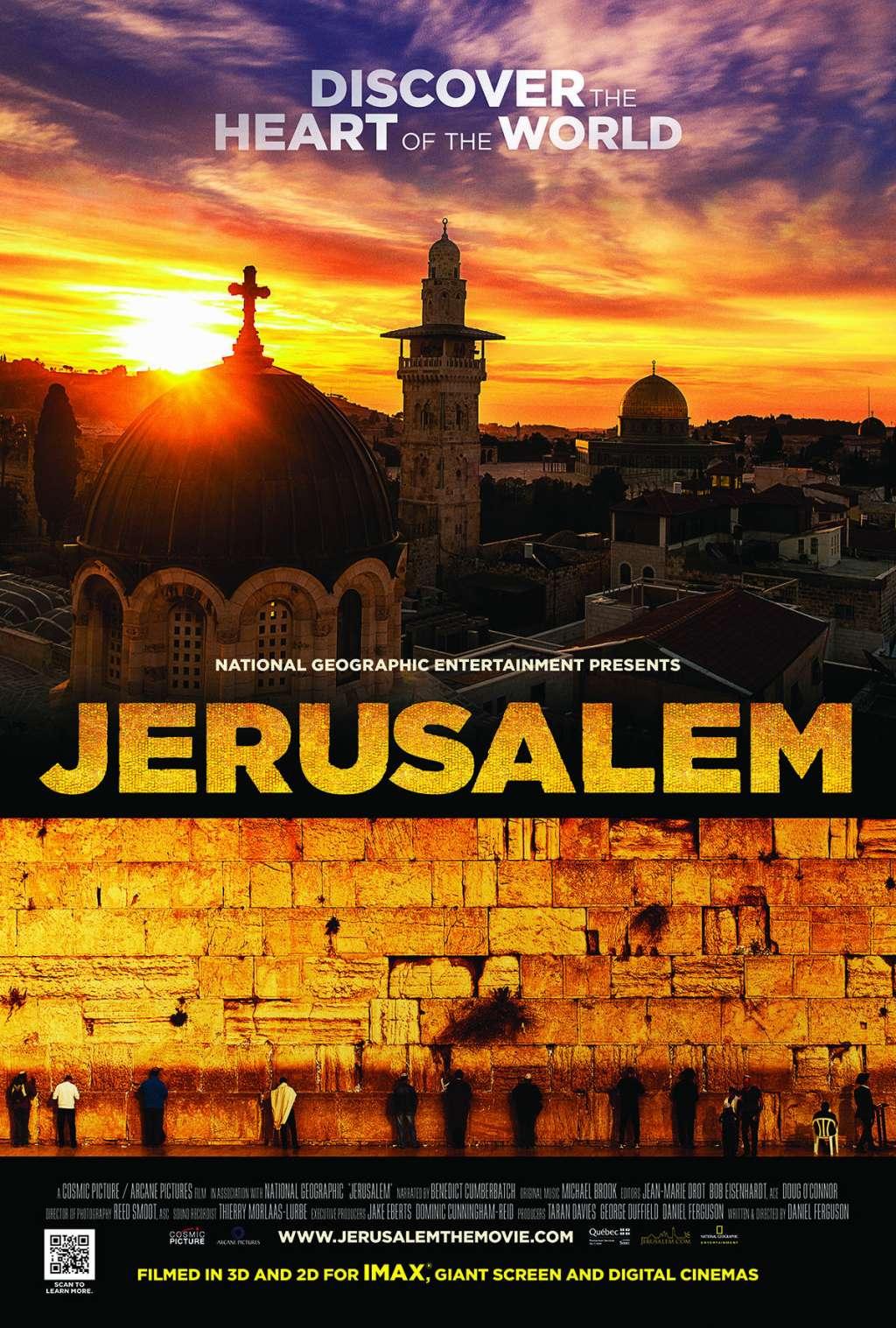 Jerusalem kapak