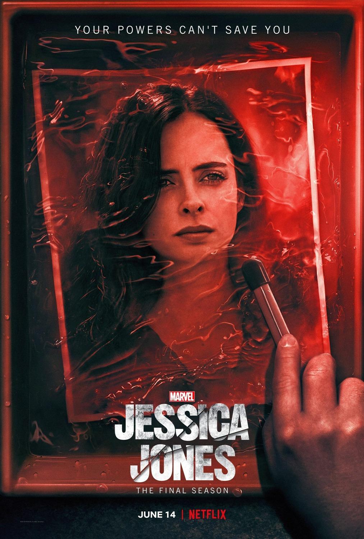 Jessica Jones kapak
