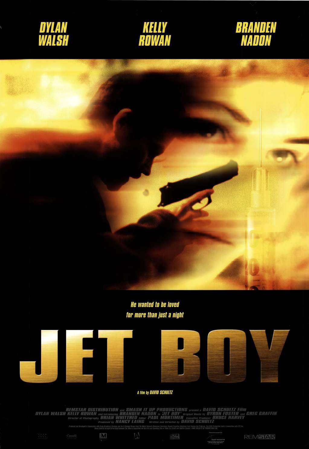 Jet Boy kapak