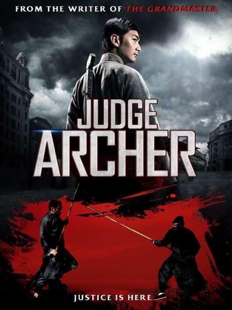 Judge Archer kapak