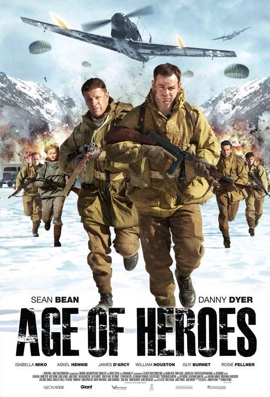 Age of Heroes kapak