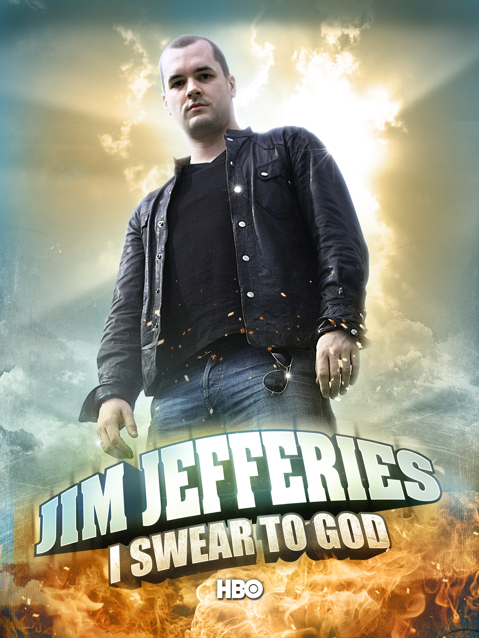 Jim Jefferies: I Swear to God kapak