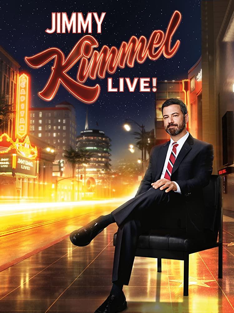 Jimmy Kimmel Live! kapak