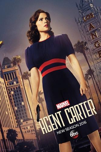 Agent Carter kapak