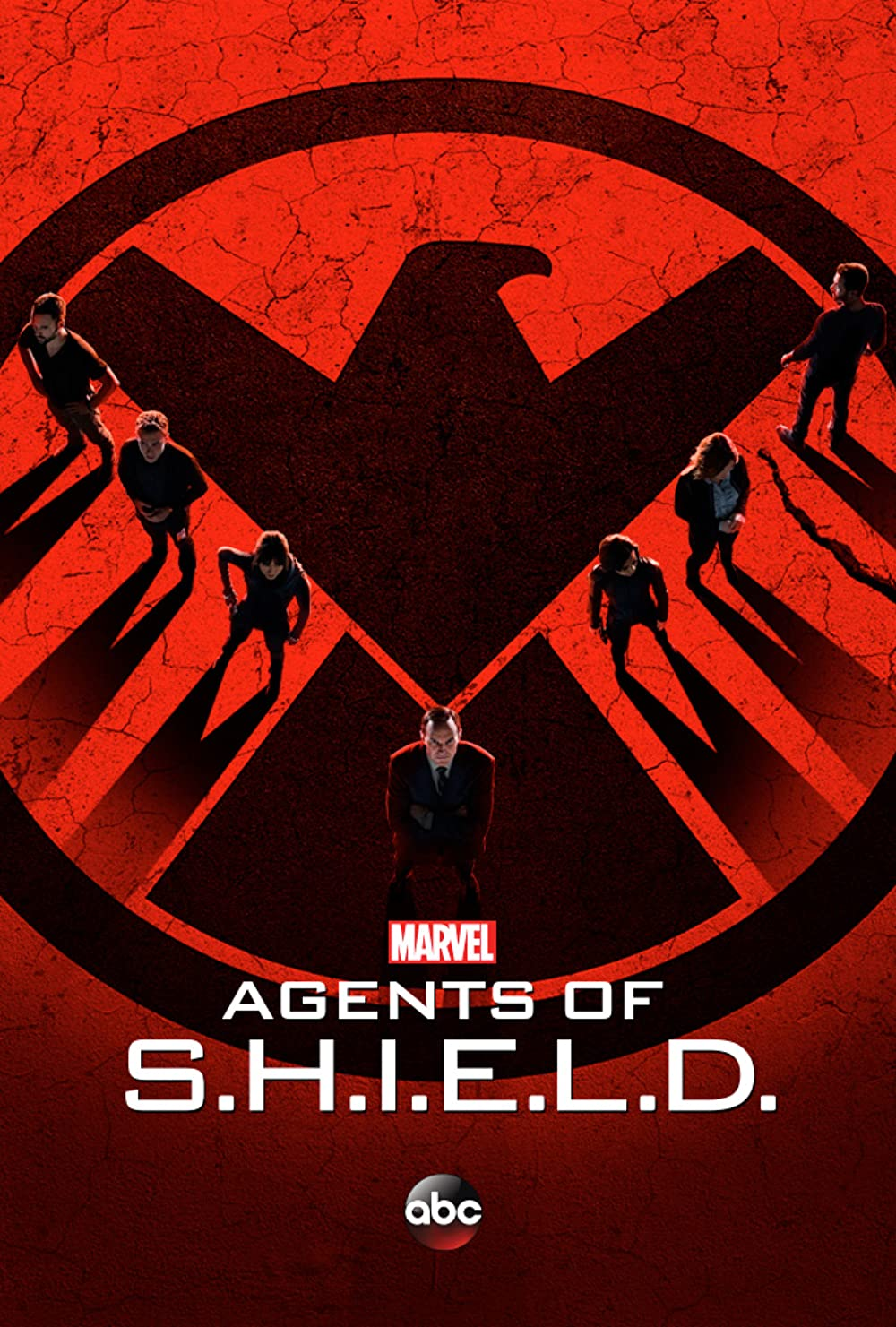 Agents of S.H.I.E.L.D. kapak