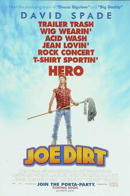 Joe Dirt kapak