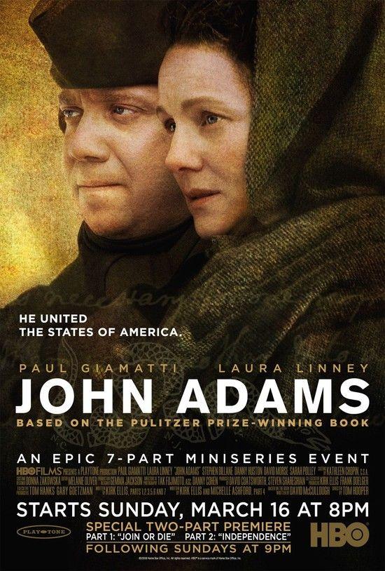 John Adams kapak