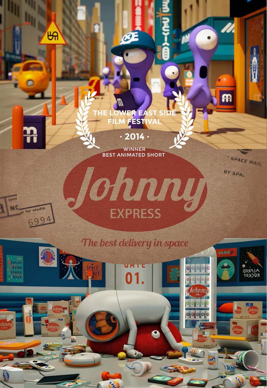 Johnny Express kapak