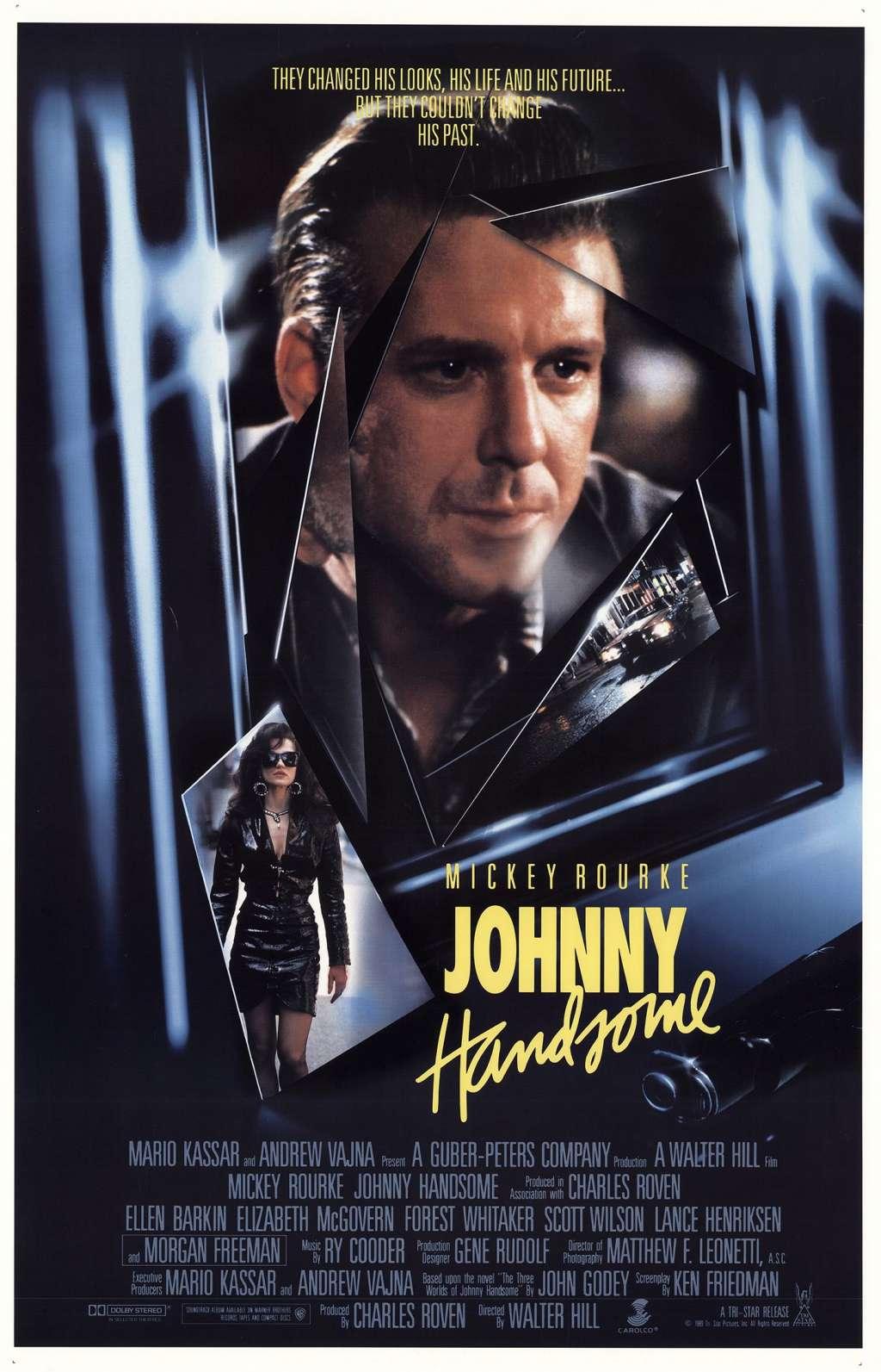 Johnny Handsome kapak