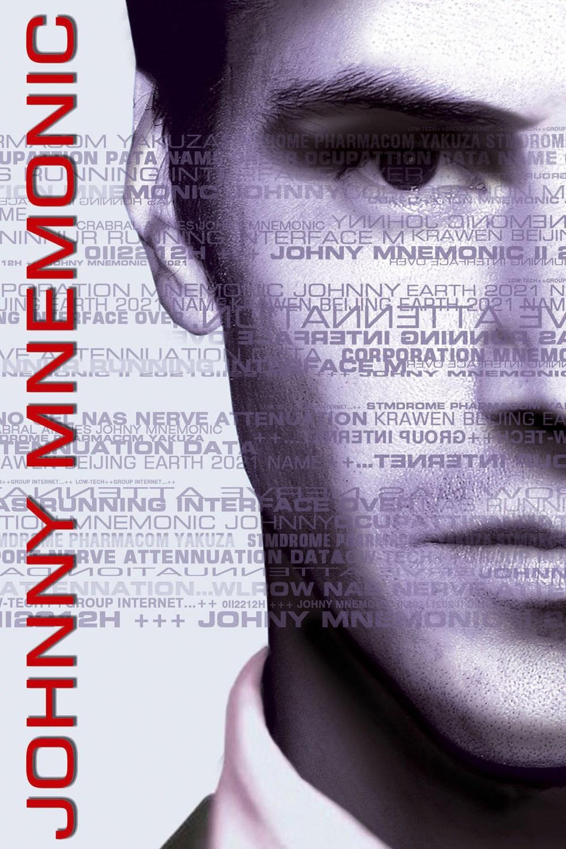 Johnny Mnemonic kapak