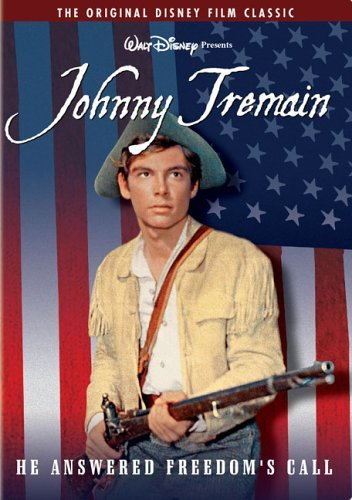 Johnny Tremain kapak