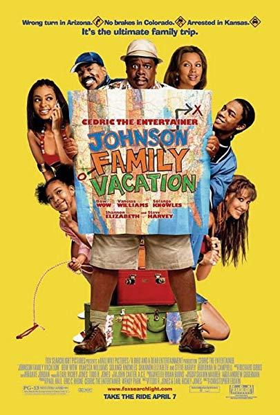 Johnson Family Vacation kapak