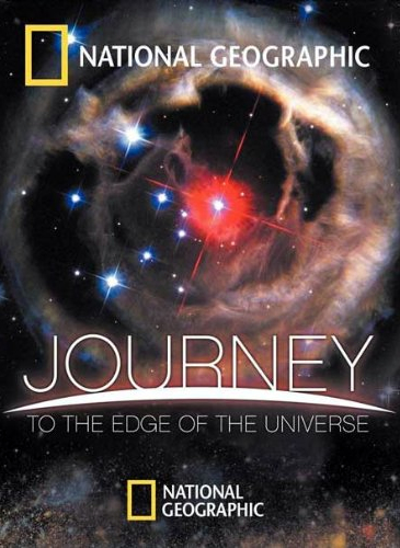 Journey to the Edge of the Universe kapak