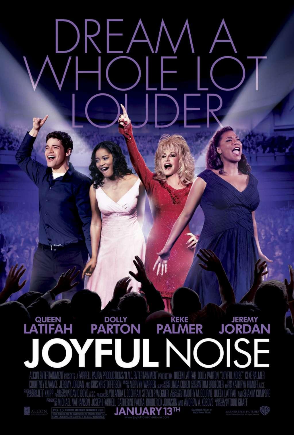 Joyful Noise kapak