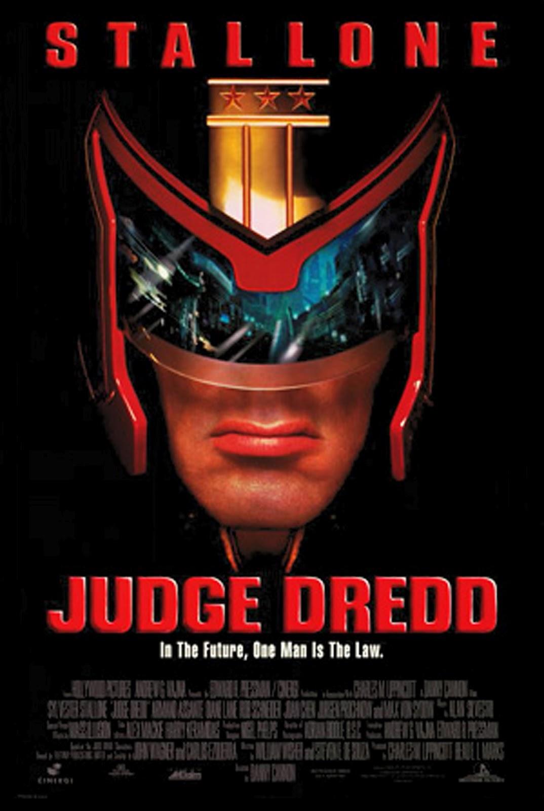 Judge Dredd kapak